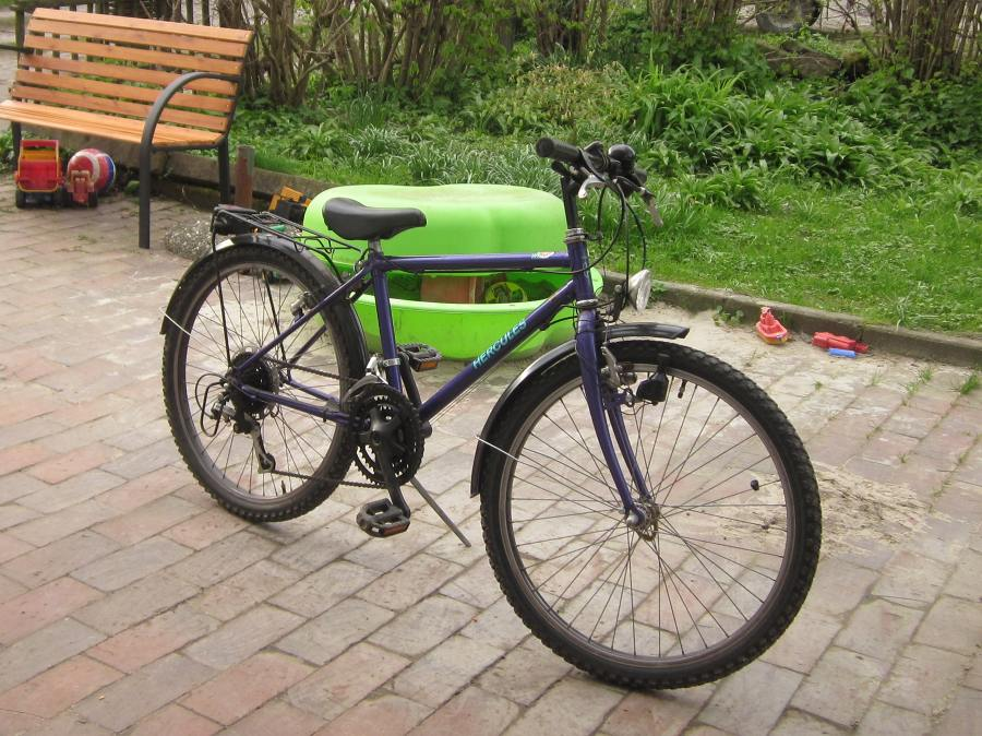 "Hercules 24"" Kinder Mountain Bike (1996)"