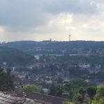 Blick auf Fernmeldeturm Nord