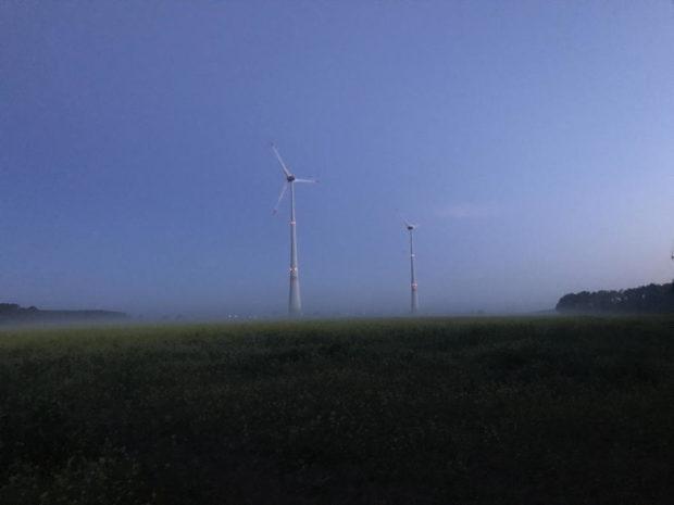 Großwindanlagen