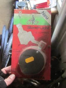 Die erste Elektronik an meinem Fahrrad