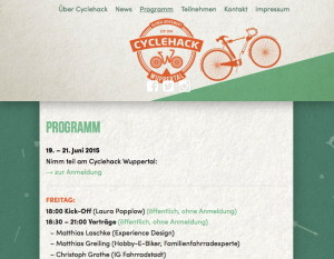 cyclehack_wuppertal_programm
