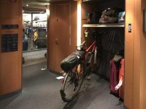 Fahrrad im ICE