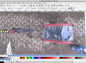Inkscape als Vektor-Grafik-Programm
