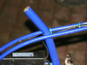 geknicktes_stahlrohr_fahrradrahmen
