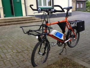 """Fahrrad mit 20"""" Bereifung"""