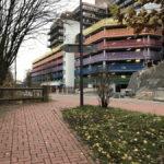 Parkhaus B - Außenansicht