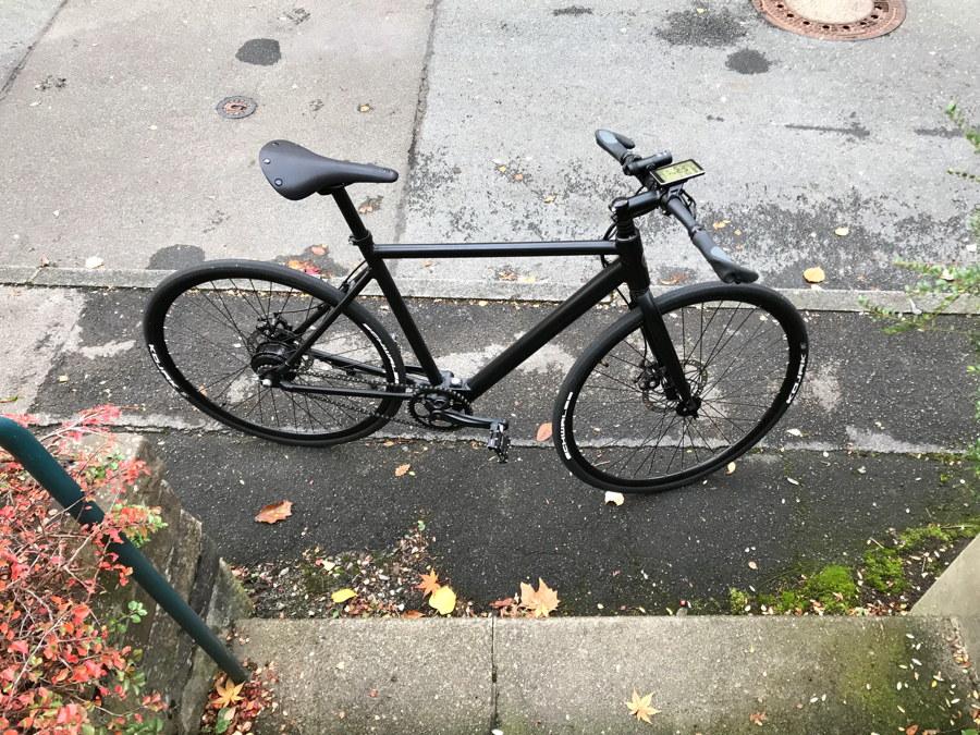 Wenn ein fauler Sack einen SS haben will- Bike Mountainbike