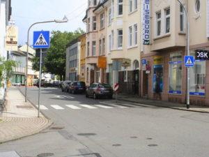 Bismarckstraße Schwelm