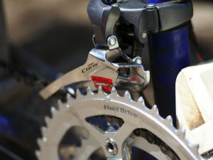Umwerfer für Fahrradkette