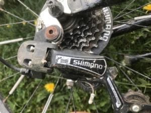 SiS-Shimano-Schaltwerk