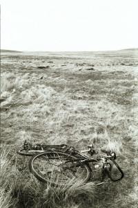 Fahrrad ein Jahr später