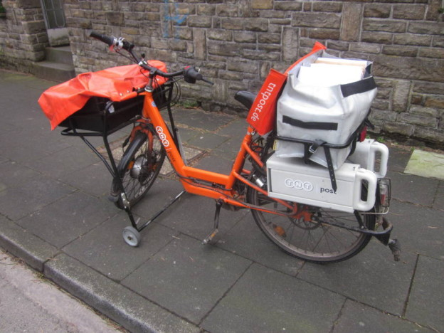 lastenfahrr der oder cargobikes in wuppertal mit dem fahrrad zur arbeit. Black Bedroom Furniture Sets. Home Design Ideas