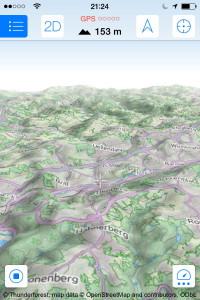 topografische_karte_wuppertal_germany