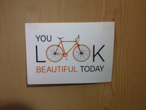 you_look_beautiful_today_postkarte